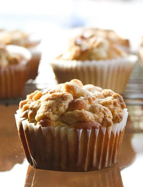 Apple-Streusel-Muffins