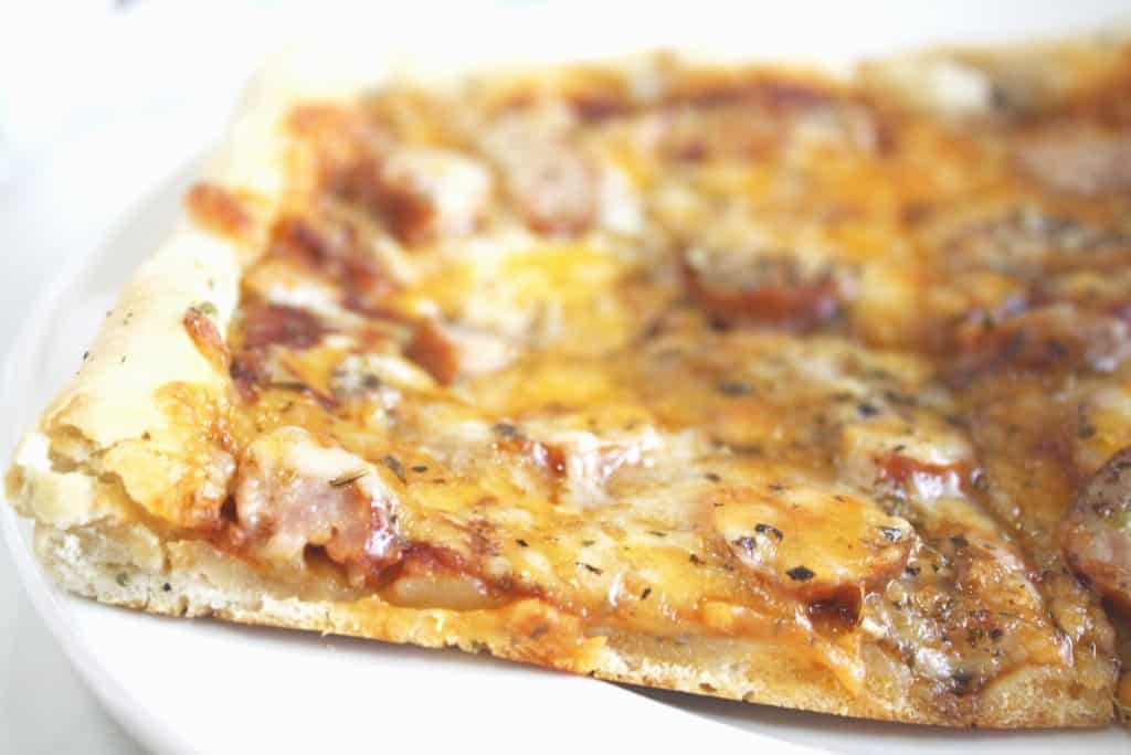 Addictive Beer Pizza Crust For The Best Pizza Ever