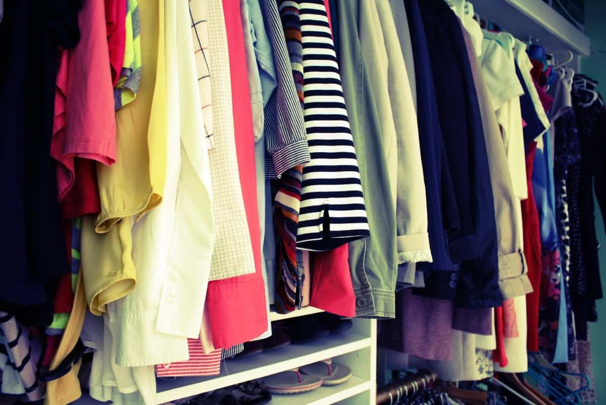 Jessiker Bakes' closet.