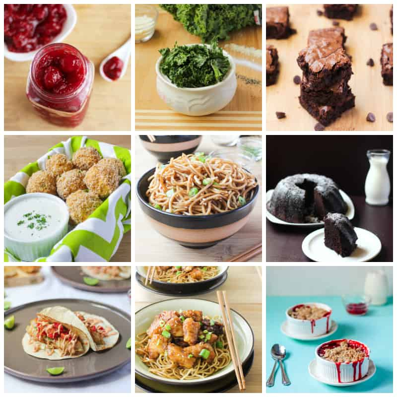 Above Food Photography Pictures