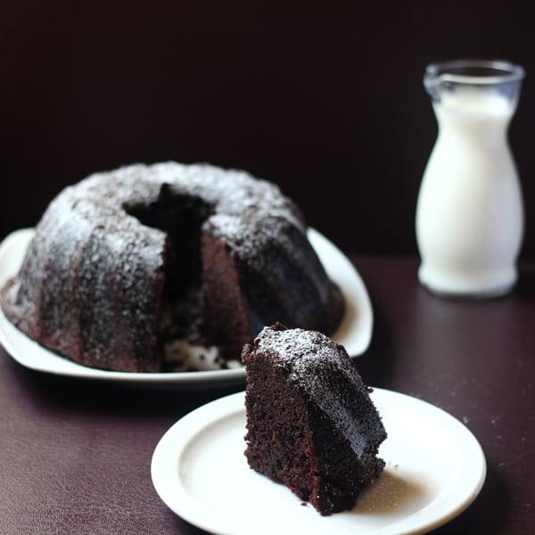 #KissMeImIrish Guinness Chocolate Cake