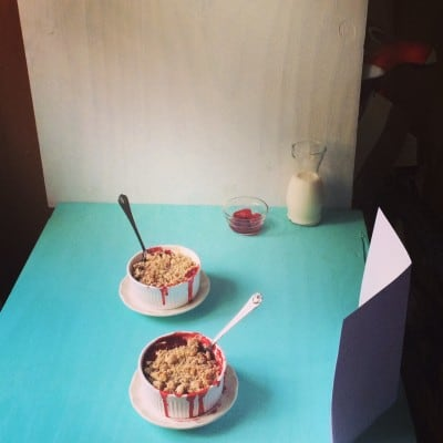 How to Improve Your Food Photography in Just Four Steps - Set up