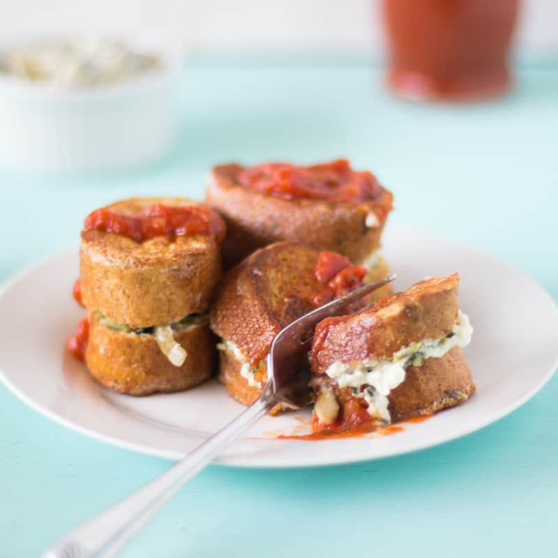 Italian-Style Stuffed French Toast-4