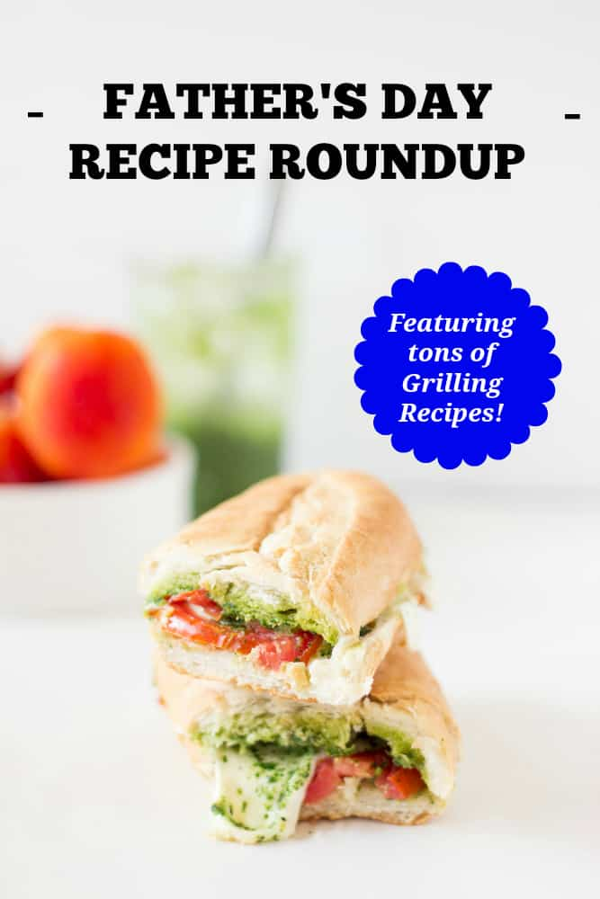Father's Day Recipe Roundup