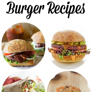 15 Meatless Burger Recipes
