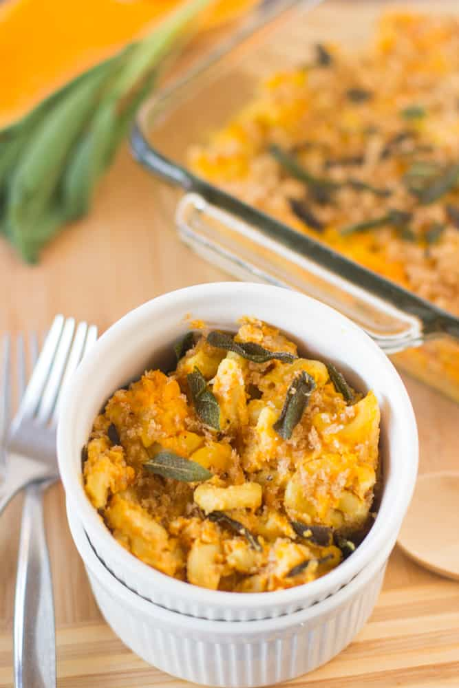 Vegan Butternut Squash Mac And Cheese Is A Deliciously Sweet Take On A Macaroni And Cheese