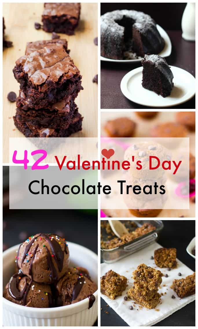 42 Valentine's Day Chocolate Treats