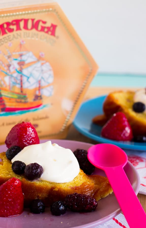 Celebrate Mother's Day with these Easy Mother's Day Desserts brought to you by Tortuga!-5