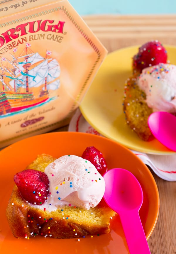 Celebrate Mother's Day with these Easy Mother's Day Desserts brought to you by Tortuga!-7
