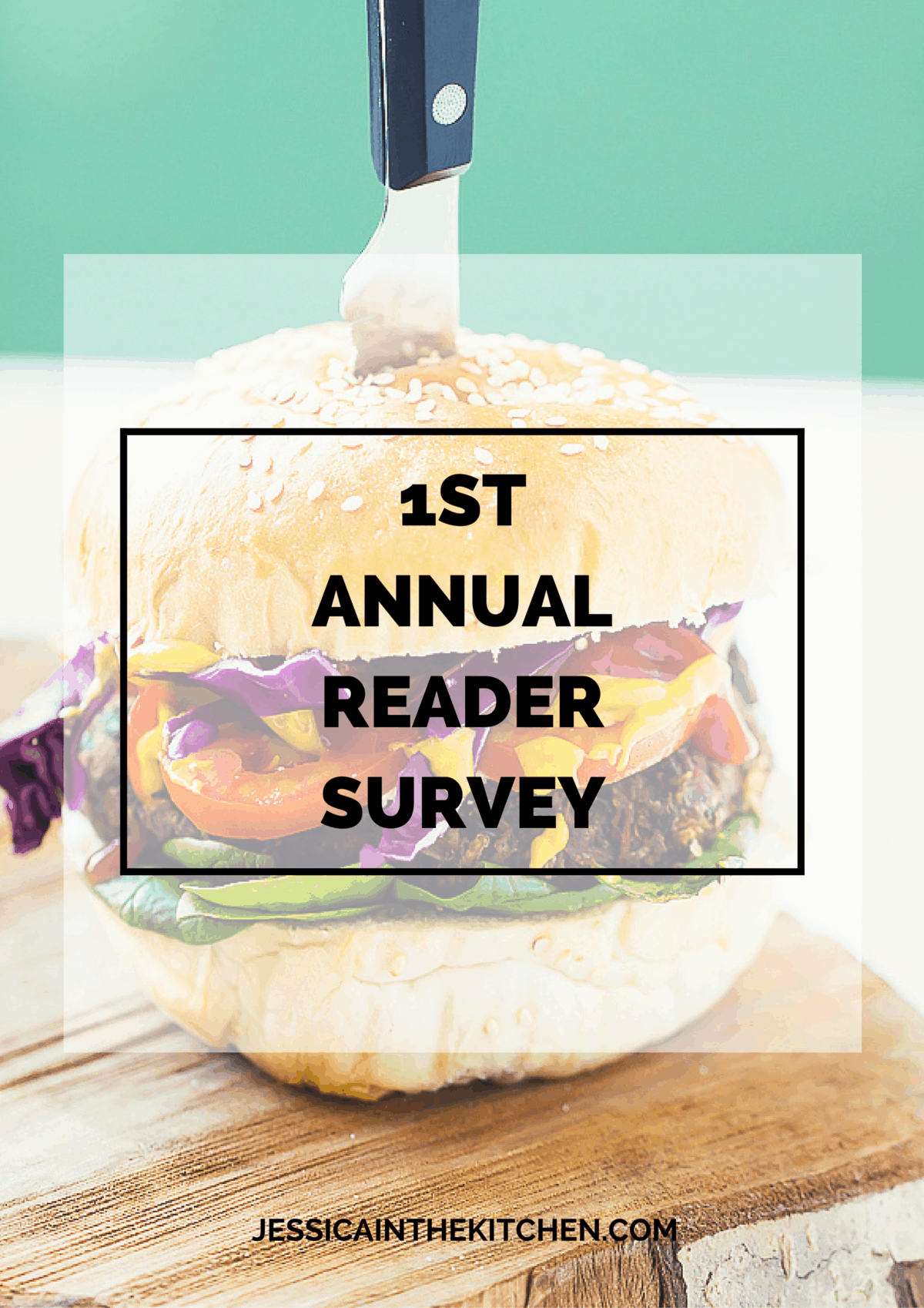 1st Annual Reader Survey