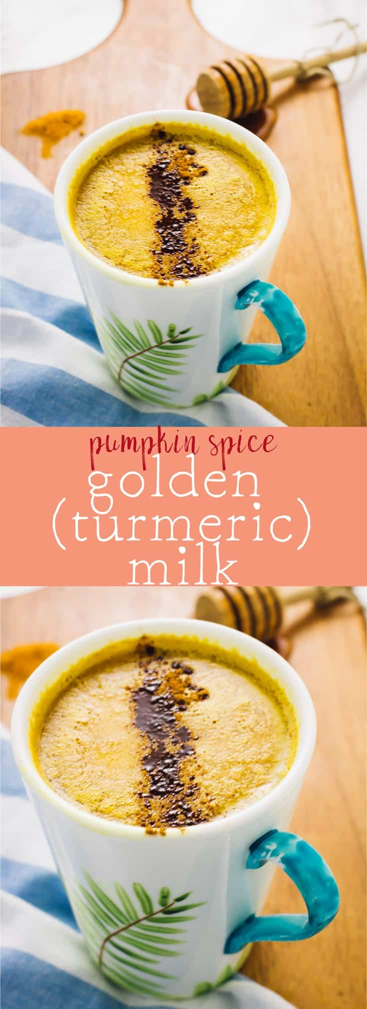 Pumpkin Spice Golden Milk (Turmeric Milk) is the most delicious and nutrient-dense milk drink you'll ever taste! It's the perfect night cap and is vegan! via https://jessicainthekitchen.com