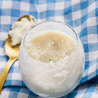 Learn how to make Coconut Butter using just ONE ingredient! It has so many incredible uses in and outside the kitchen and is extremely creamy and healthy! via https://jessicainthekitchen.com