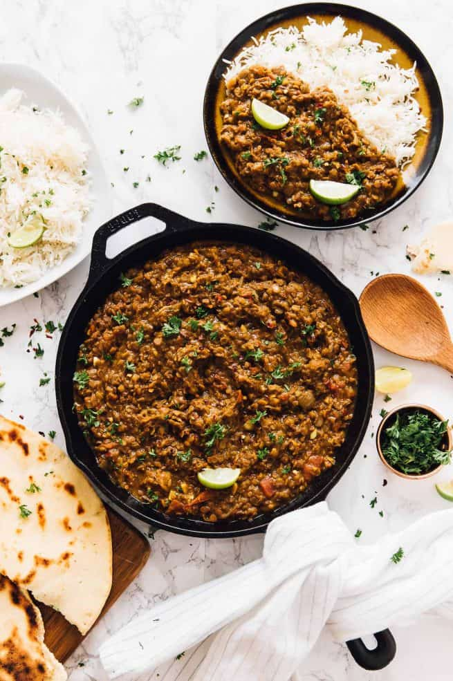 Red lentil curry vegan one pot jessica in the kitchen forumfinder Image collections