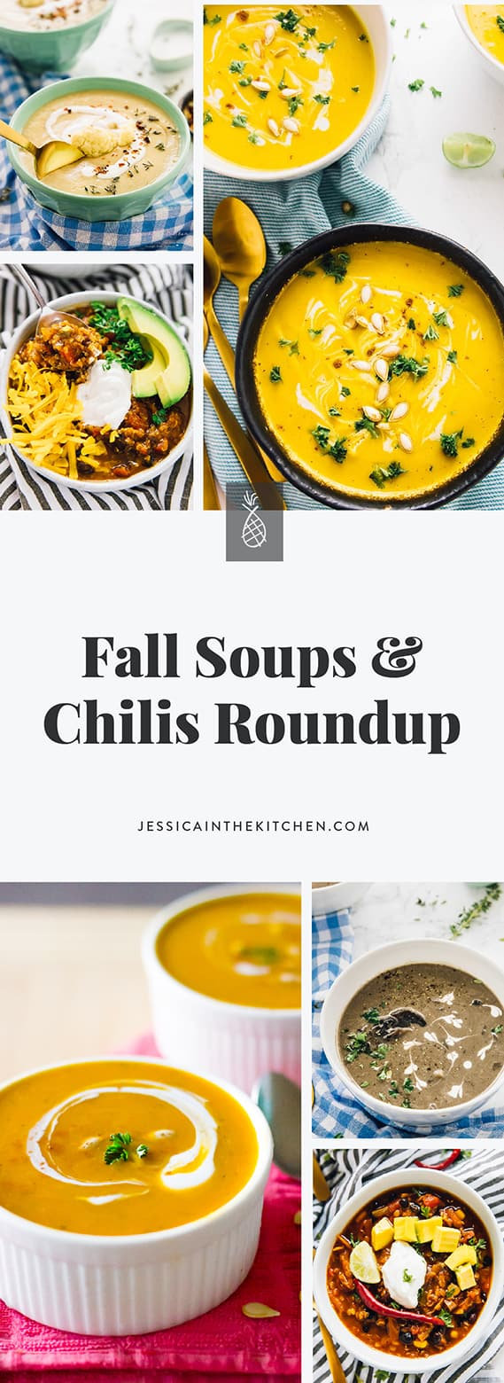 14 Vegan Fall Soups and Chillis To Comfort Your Soul