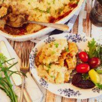 Guinness Stew (Vegan) - The Plant Powered Dietitian