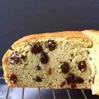Gluten-Free Vegan Irish Soda Bread